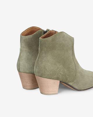 ISABEL MARANT 靴子 女士 DICKER 靴子 d