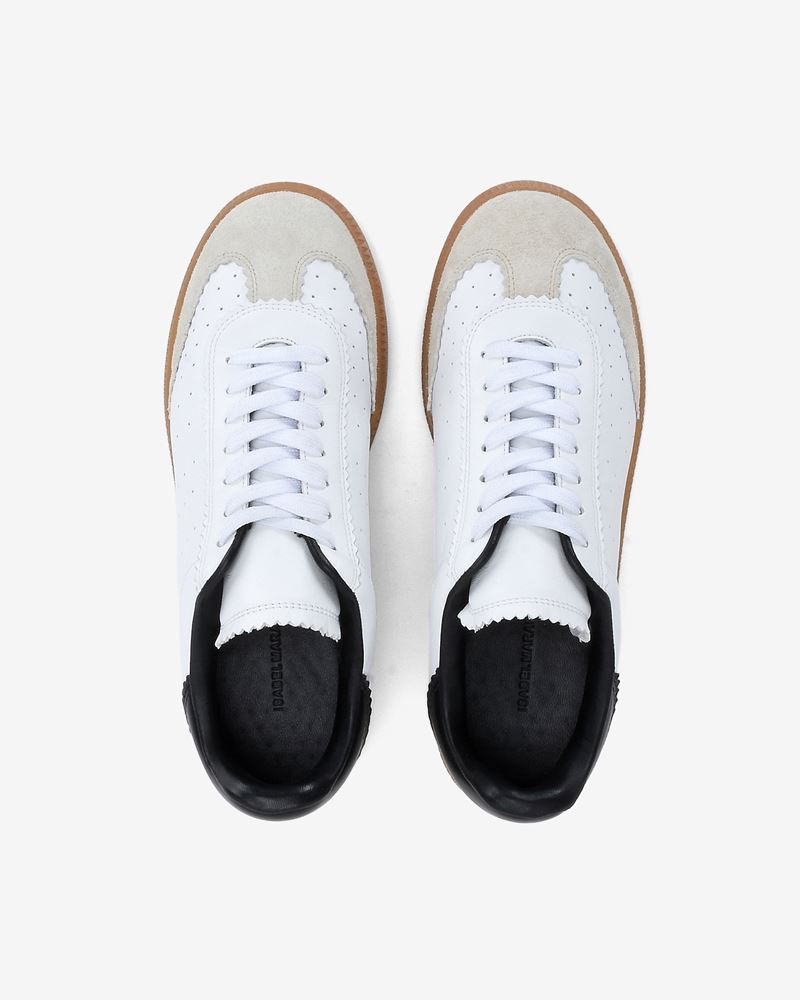 ISABEL MARANT 运动鞋 女士 BRYCE 运动鞋 d