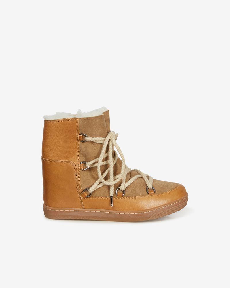NOWLES 靴子 ISABEL MARANT