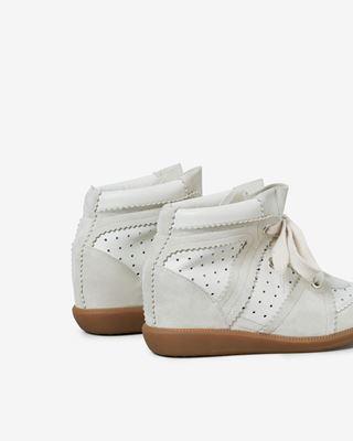 ISABEL MARANT 运动鞋 女士 BOBBY 运动鞋 d