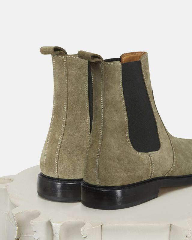 ISABEL MARANT 靴子 男士 CHELT 切尔西靴 d