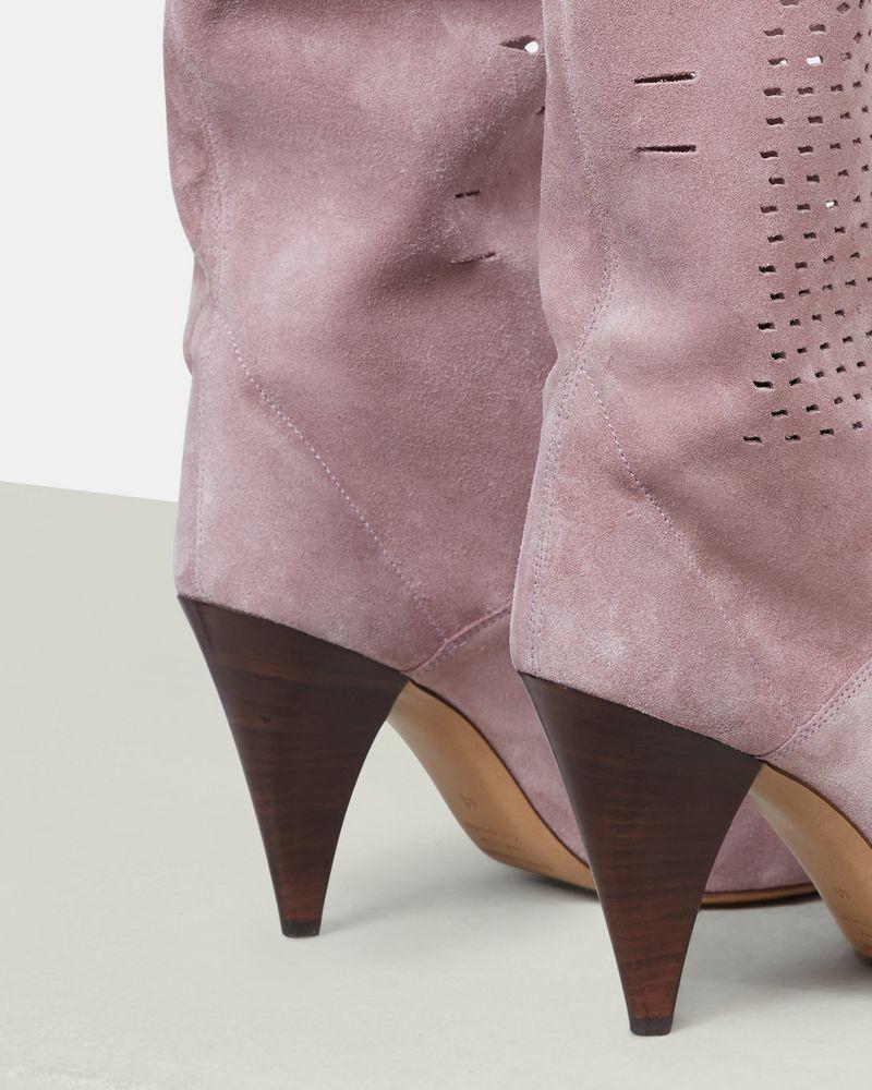 LURREY 高跟靴 ISABEL MARANT