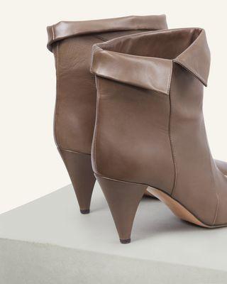 ISABEL MARANT 靴子 女士 LAREL 靴子 d