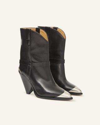 ISABEL MARANT 靴子 女士 LAMSY 靴子 d