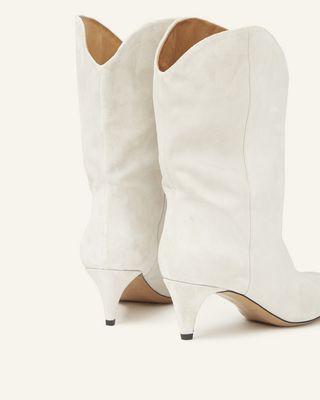 ISABEL MARANT 靴子 女士 DERNEE 靴子 d