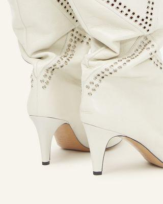 ISABEL MARANT 靴子 女士 LAHIA 靴子 d