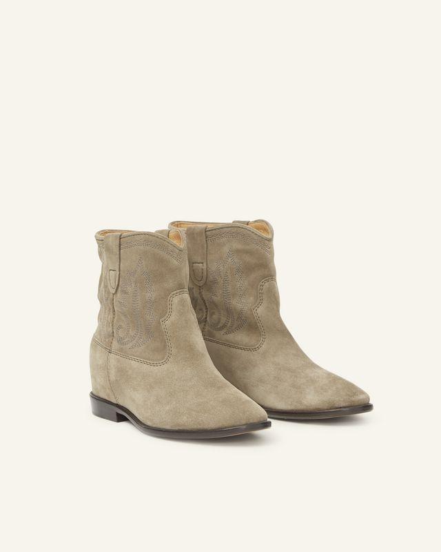 ISABEL MARANT 靴子 女士 CRISI 靴子 d