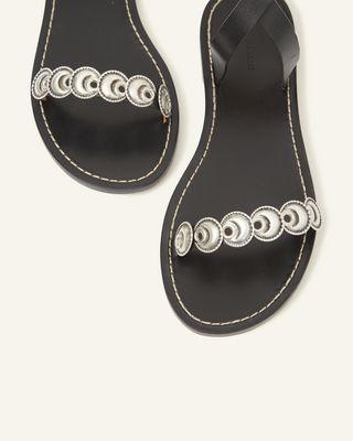 ISABEL MARANT 凉鞋 女士 ELDORY 凉鞋 d