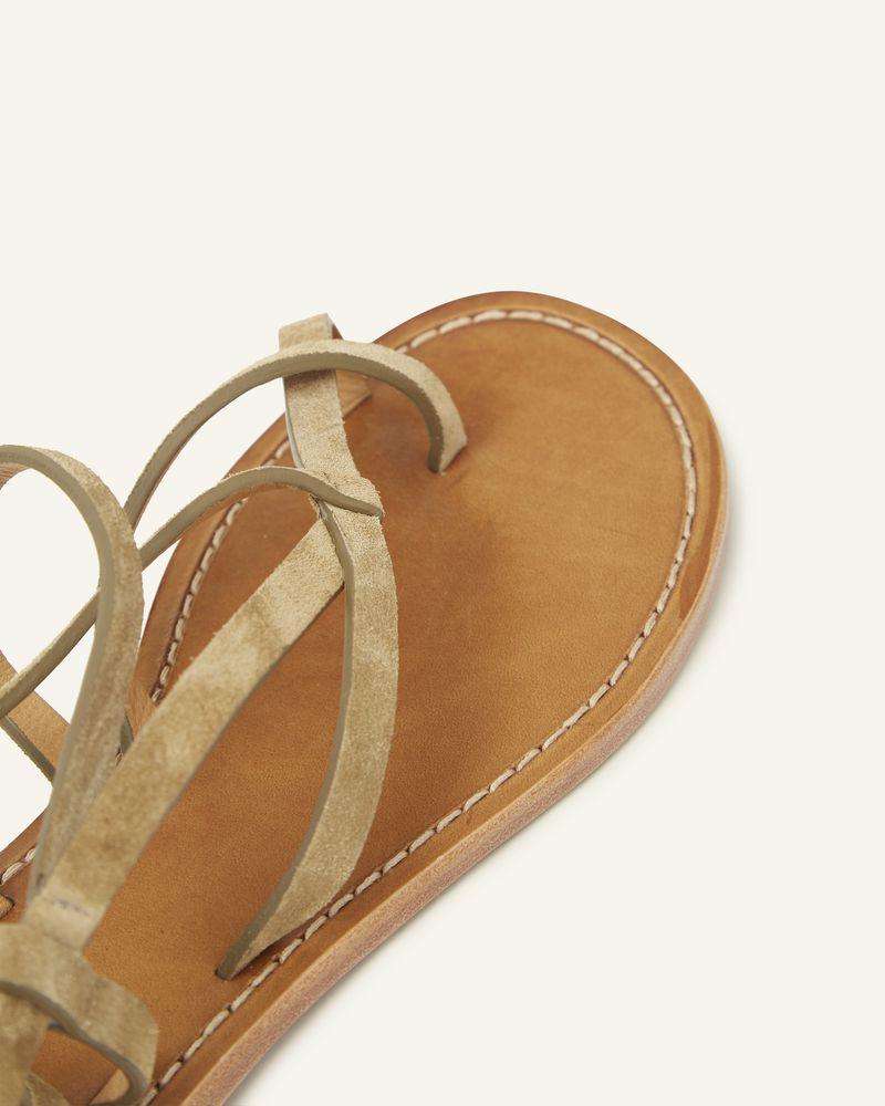 ISABEL MARANT 凉鞋 女士 JESARO 凉鞋 d