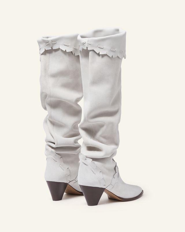 ISABEL MARANT 靴子 女士 LUIZ 过膝靴 d