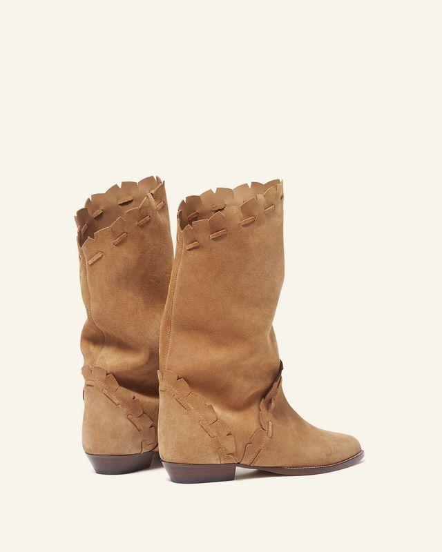 ISABEL MARANT 靴子 女士 SEZARI 短靴 d