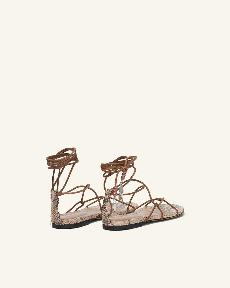 ISABEL MARANT 凉鞋 女士 JINDIA 凉鞋 d
