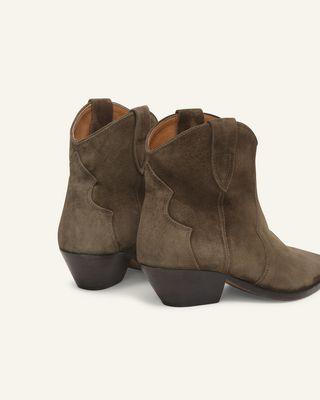 ISABEL MARANT 靴子 女士 DEWINA 靴子 d