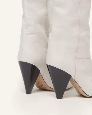 ISABEL MARANT 靴子 女士 LOENS 靴子 d