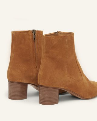 ISABEL MARANT 靴子 女士 DUSTA 靴子 d