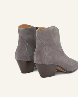 ISABEL MARANT 靴子 女士 DACKEN 靴子 d