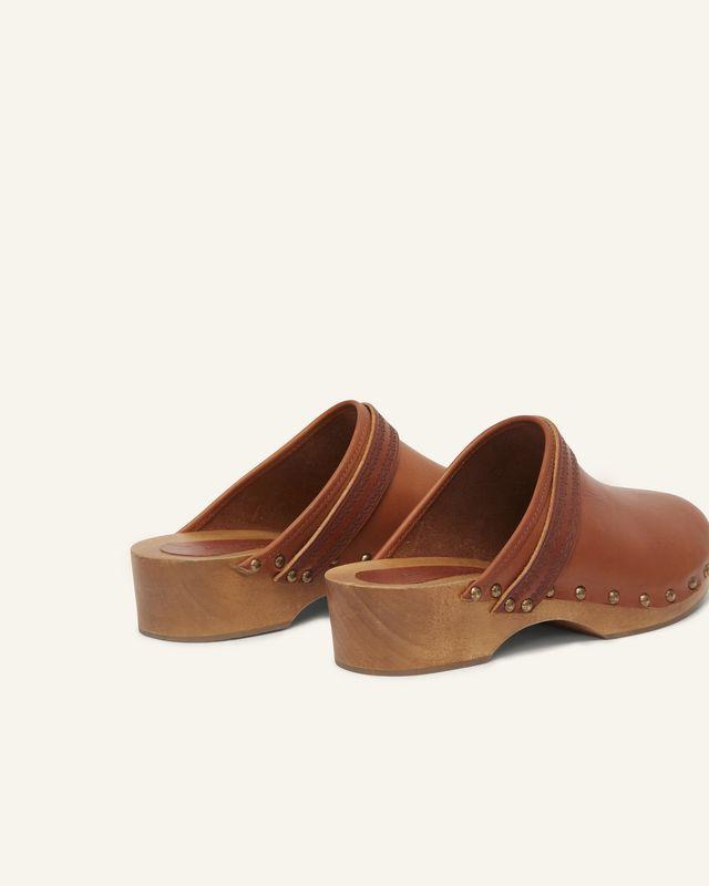 ISABEL MARANT 坡跟鞋/木底鞋 女士 THALIE 木底鞋 d