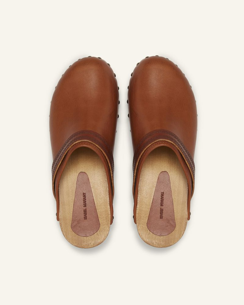 THALIE 木底鞋 ISABEL MARANT