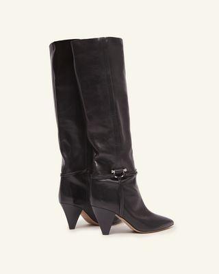 ISABEL MARANT 靴子 女士 LEARL 靴子 d