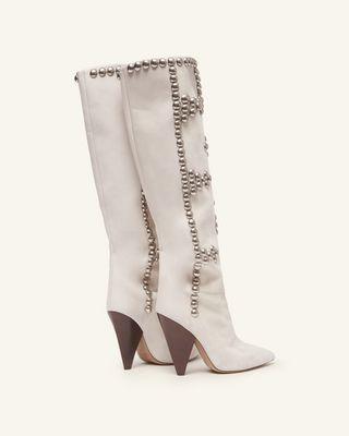 ISABEL MARANT 靴子 女士 LYORK 靴子 d