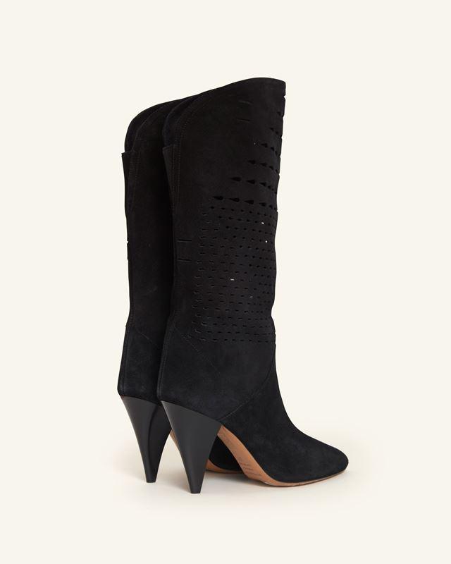 ISABEL MARANT 靴子 女士 LURREY靴 d