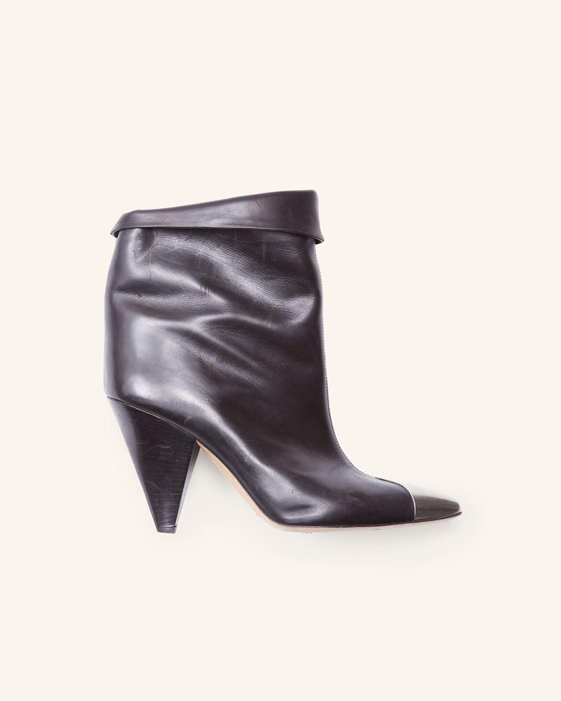 LAPEE踝靴 ISABEL MARANT