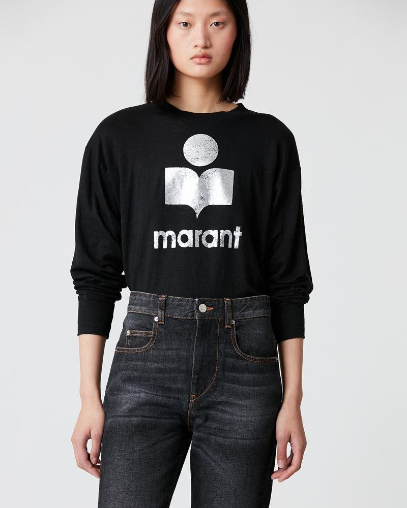 ISABEL MARANT ÉTOILE T 恤 女士 KLOWIA T 恤 r