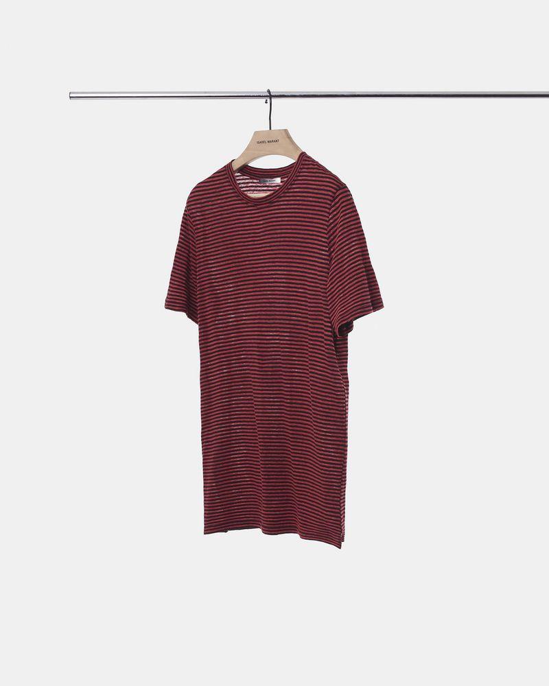 LEON 条纹 T 恤 ISABEL MARANT