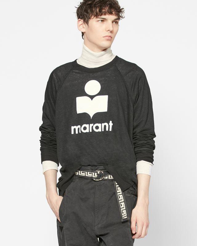 ISABEL MARANT T 恤 男士 KIEFFER T 恤 r