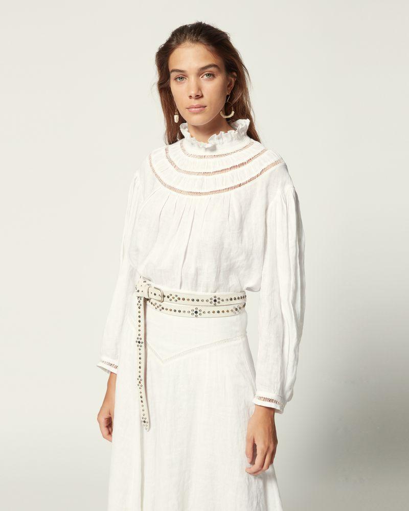 ISABEL MARANT ÉTOILE 衬衫与罩衫 女士 AMALIA 上衣 r