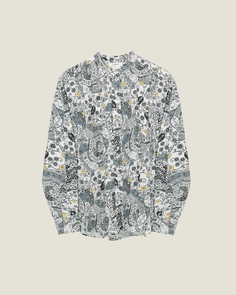 ISABEL MARANT ÉTOILE 衬衫与罩衫 女士 MEXIKA 衬衫 r