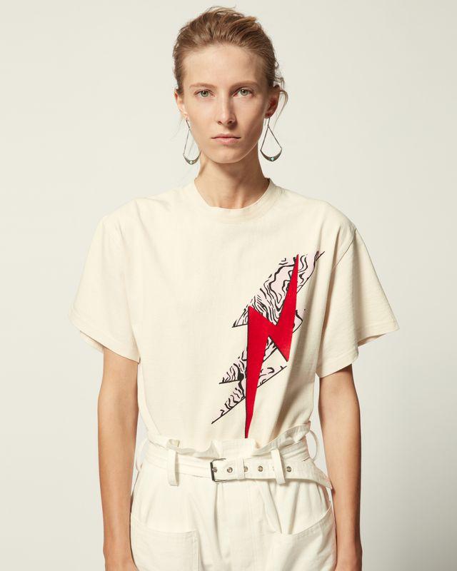 ISABEL MARANT T 恤 女士 YATES T 恤 r