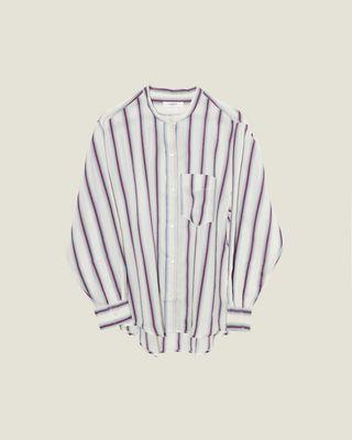 ISABEL MARANT ÉTOILE 衬衫与罩衫 女士 SATCHELL 衬衫 r