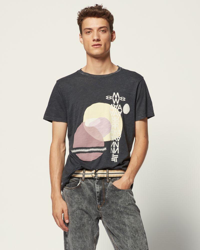 ISABEL MARANT T 恤 男士 IBIZA T 恤 r