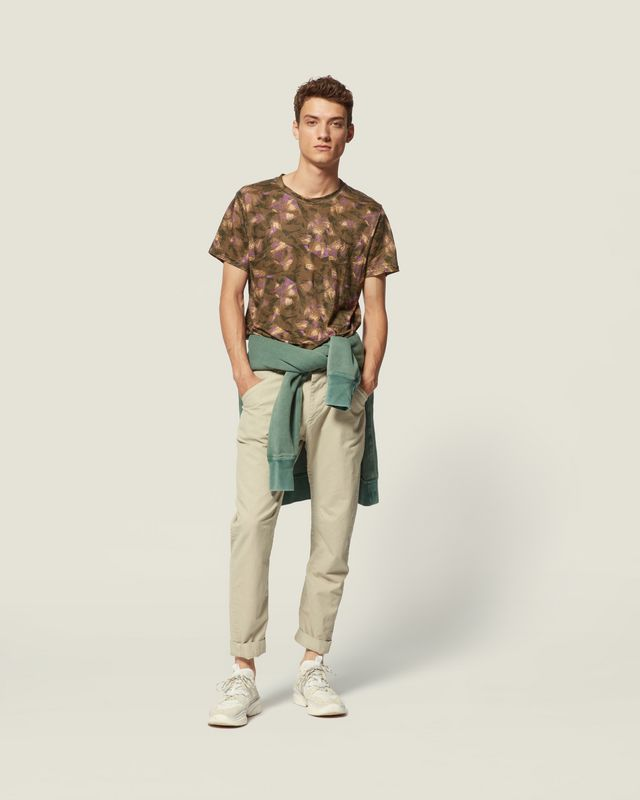 ISABEL MARANT T 恤 男士 CAMRON T 恤 r