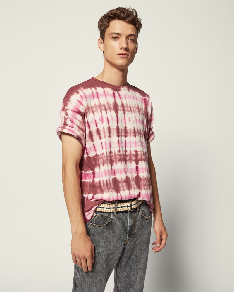 ISABEL MARANT T 恤 男士 PONDY T 恤 r