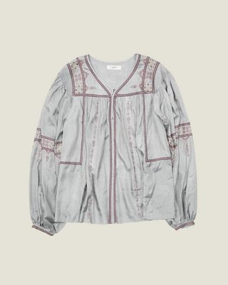 ISABEL MARANT ÉTOILE 衬衫与罩衫 女士 TOSCA 上衣 r