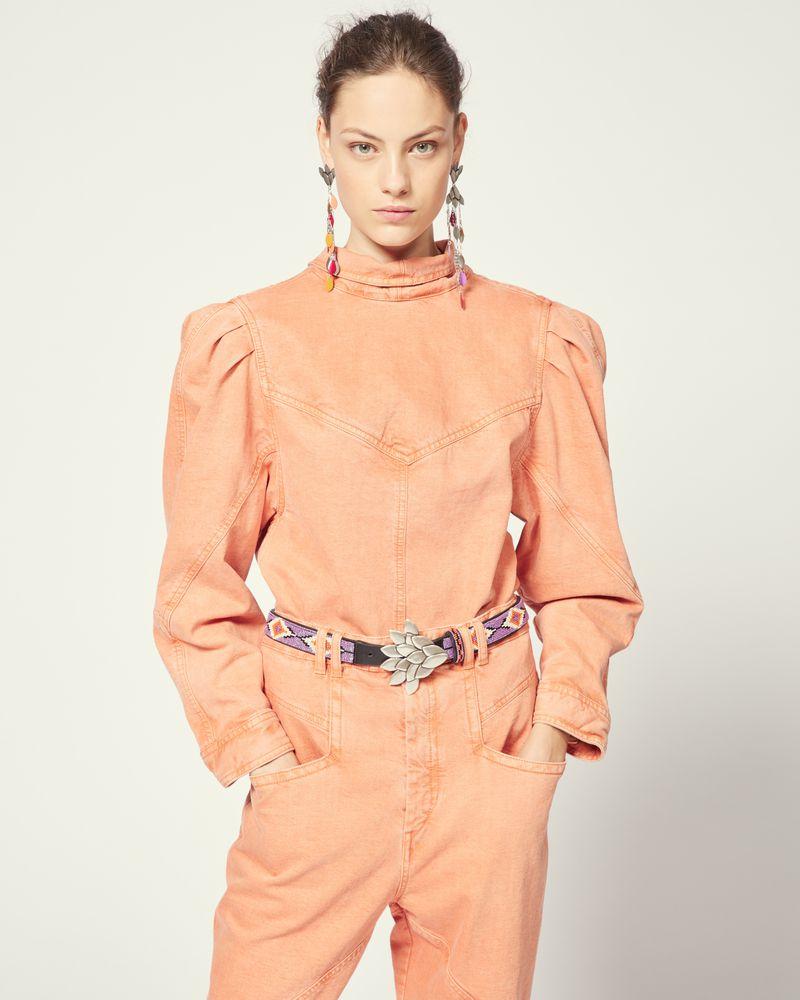 ISABEL MARANT 衬衫与罩衫 女士 ESPERA 上衣 r