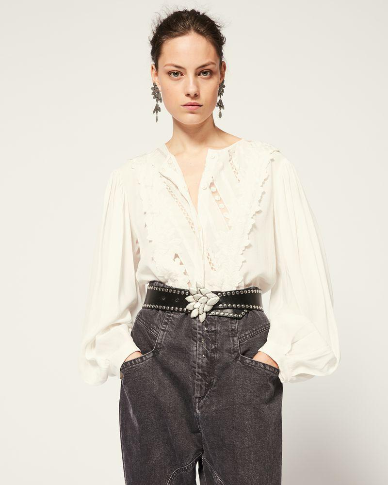 ISABEL MARANT 衬衫与罩衫 女士 LONDRINA 上衣 r