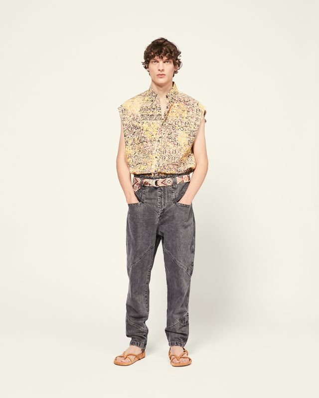 ISABEL MARANT 衬衫与罩衫 男士 BUCKET 衬衫 r