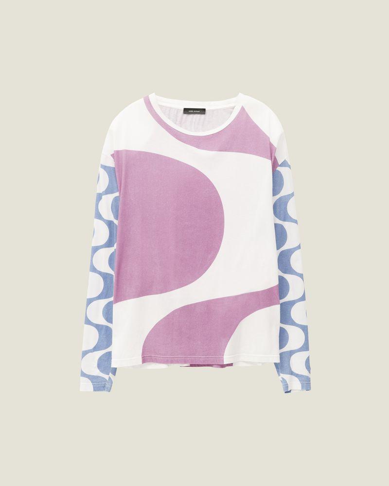LEILO T 恤 ISABEL MARANT