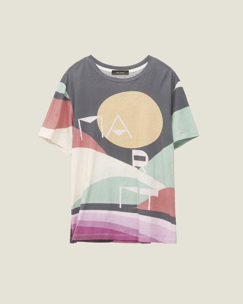 ZEWEL T 恤 ISABEL MARANT