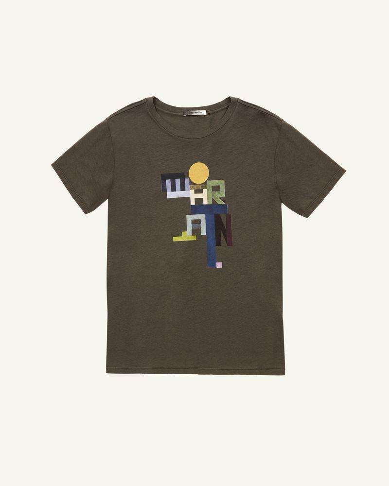 ZAFFERH T 恤 ISABEL MARANT