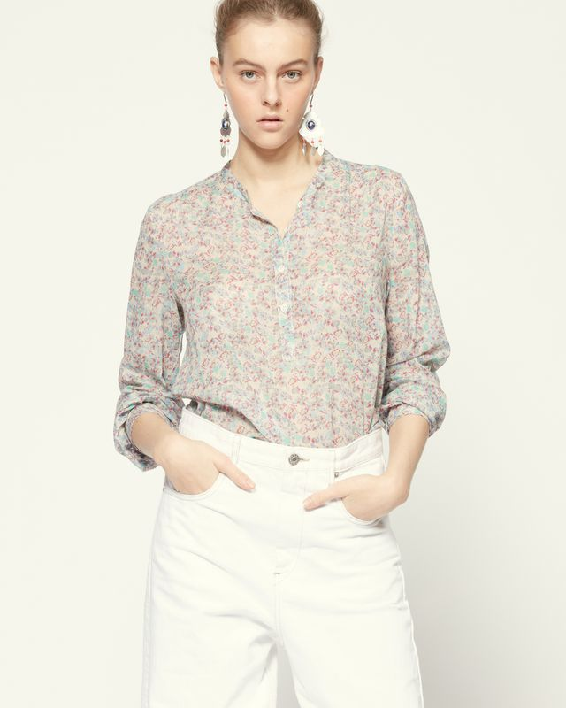 ISABEL MARANT ÉTOILE 衬衫与罩衫 女士 MARIA 上衣 r