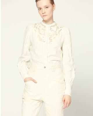 ISABEL MARANT 衬衫与罩衫 女士 ETIMA 上衣 r