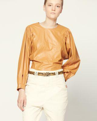 ISABEL MARANT 衬衫与罩衫 女士 DOBSON 上衣 r