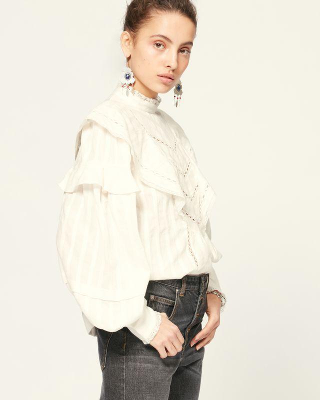 ISABEL MARANT ÉTOILE 衬衫与罩衫 女士 REIGN 上衣 r
