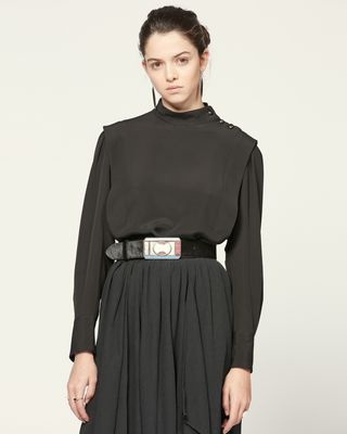 ISABEL MARANT 衬衫与罩衫 女士 BELISSA 上衣 r