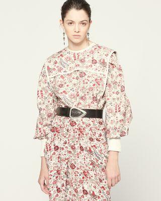 ISABEL MARANT 衬衫与罩衫 女士 CASEY 上衣 r