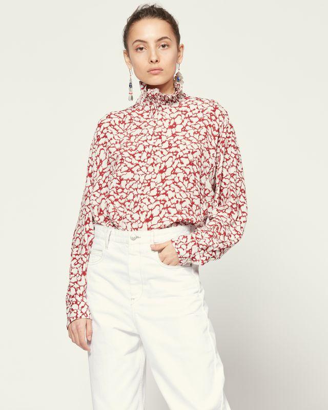 ISABEL MARANT ÉTOILE 衬衫与罩衫 女士 CATCHELAE 衬衫 r